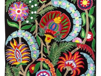 CreateR's favourites - ethnic embroideries: suzani