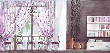 curtains-modern-feminin-interior-design