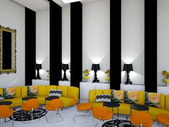 Case study: conceptual design for an urban cafe