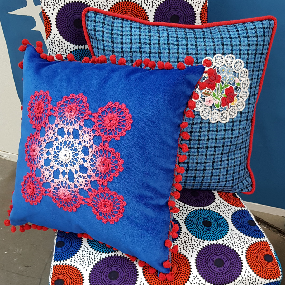 Cushions from our shop