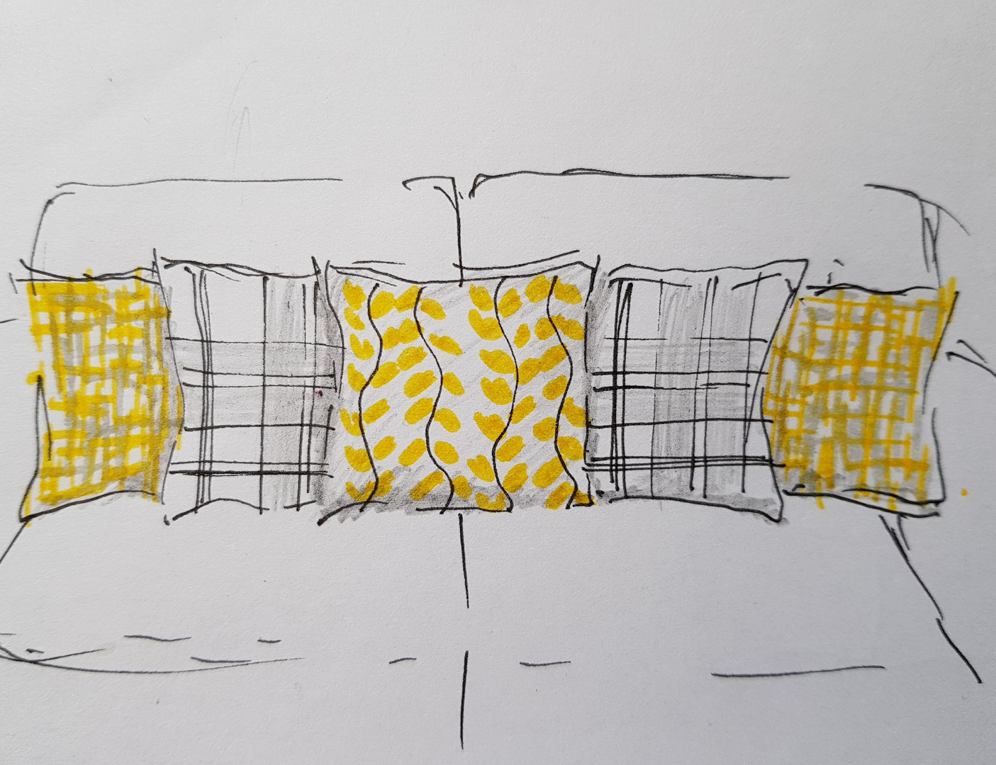 Cushion arrangement