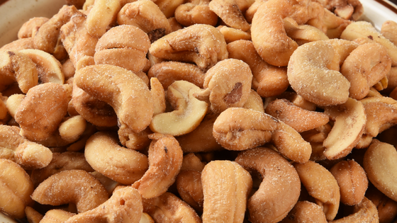 The European Market Potential for Cashew Nuts
