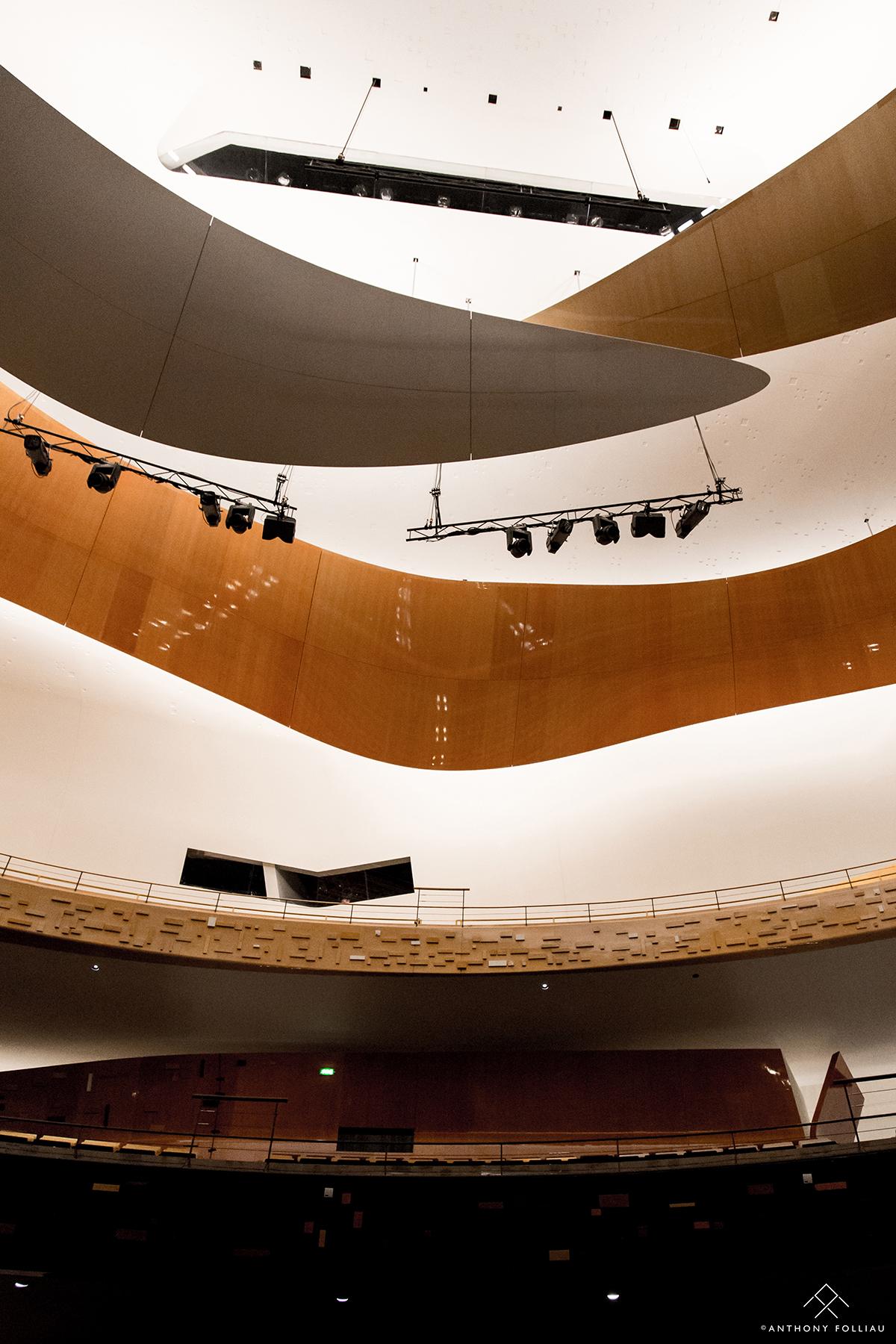 Philharmonie de Paris - Jean Nouvel