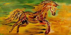Garay_Horse_Green