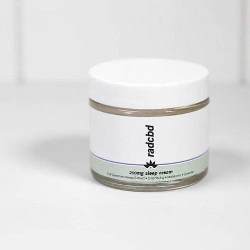 CBD Sleep Cream