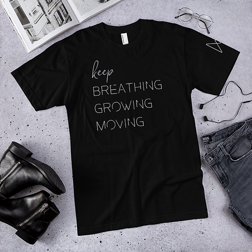 Unisex Keep Breathing T-Shirt