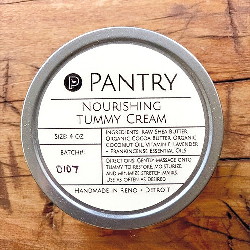 Tummy Cream