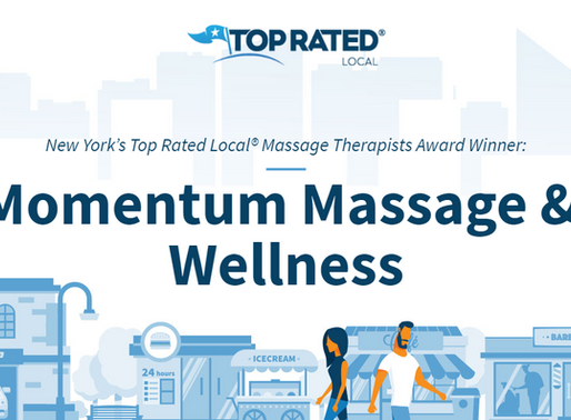 2019 Award Winner: Momentum Massage & Wellness
