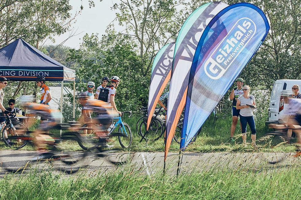 Cyclodrom-Start-Ziel