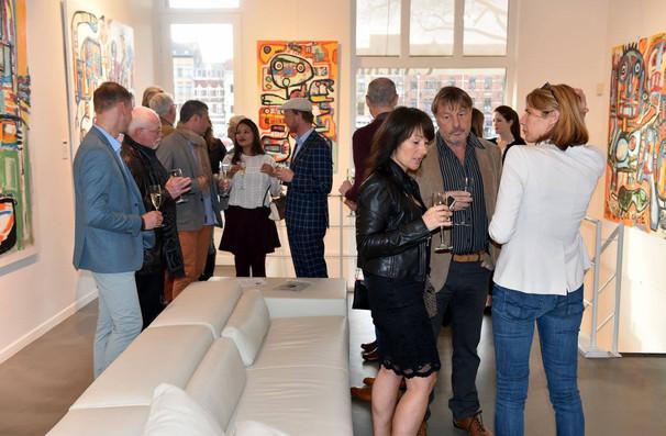 Opening Sungod Antwerpen