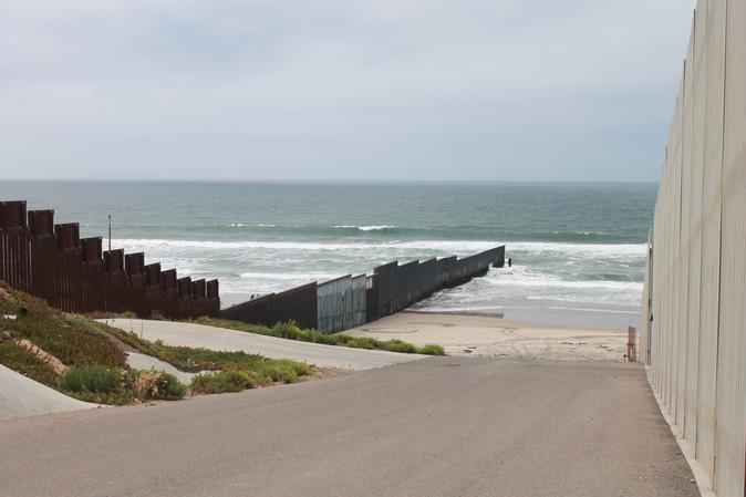 Invisible Border