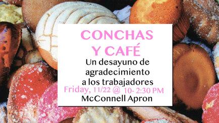 Conchas Y Café (2019)