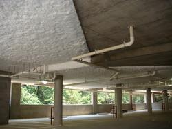 TC-417 spray insulation