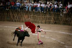 Mexico Michelito, the little torero