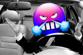 HONK YOUR HORN IF YOU HAVE ROAD RAGE