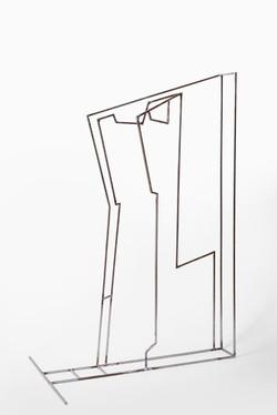 Continuo / Edelmira Boller / Salón Comunal