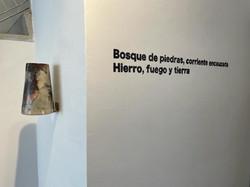Exposición Monolitos / Nicolas Bonilla / Salón Comunal
