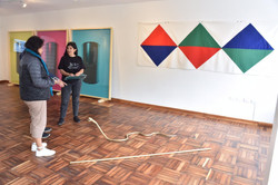Totem / Mario Opazo / Salón Comunal