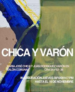 Chica y Varón / Salón Comunal