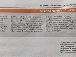INTERVENCIONES.ESPACIOS PARA LA FICCIÓN