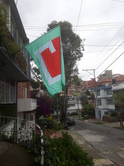 Proyecto Bandera / Salón Comunal