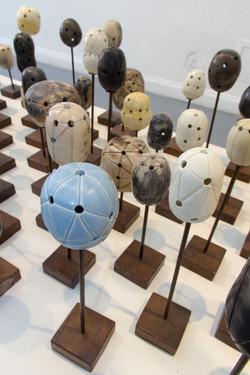 Exposición Constelaciones / Felipe Gonzáles / Salón Comunal