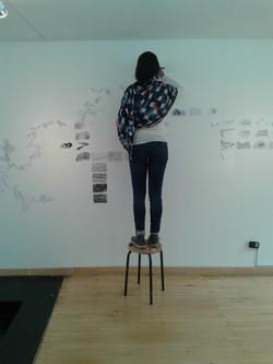Grafic  Meditation / Camila Eslava / Salón Comunal