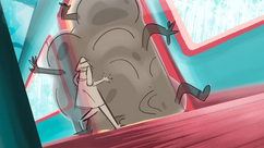 Background Pass with Animatic Reference