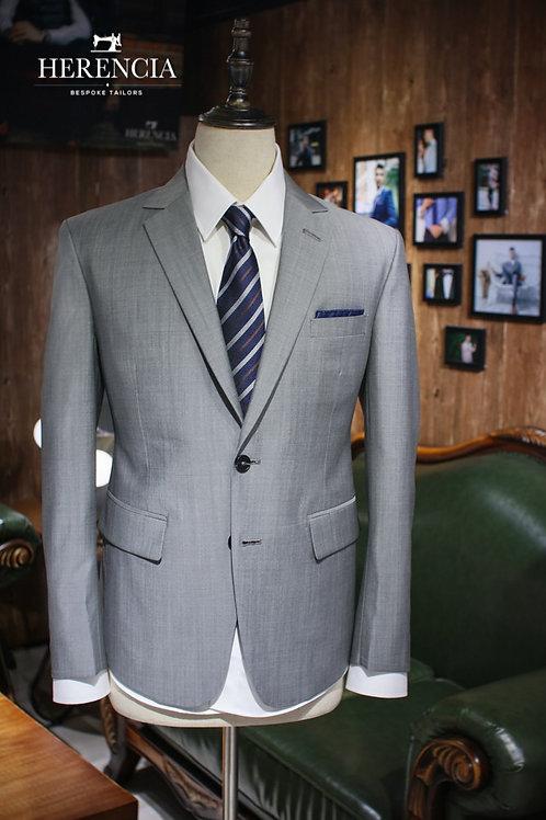 VBC Light Grey Mohair Suit