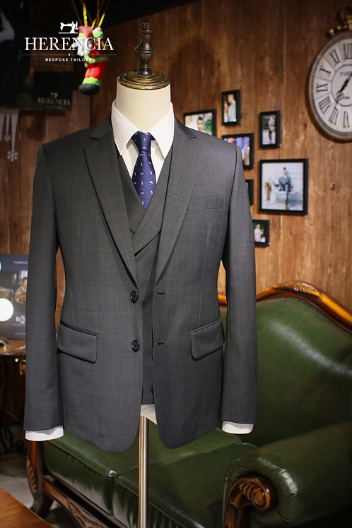 VBC Charcoal Grey Suit