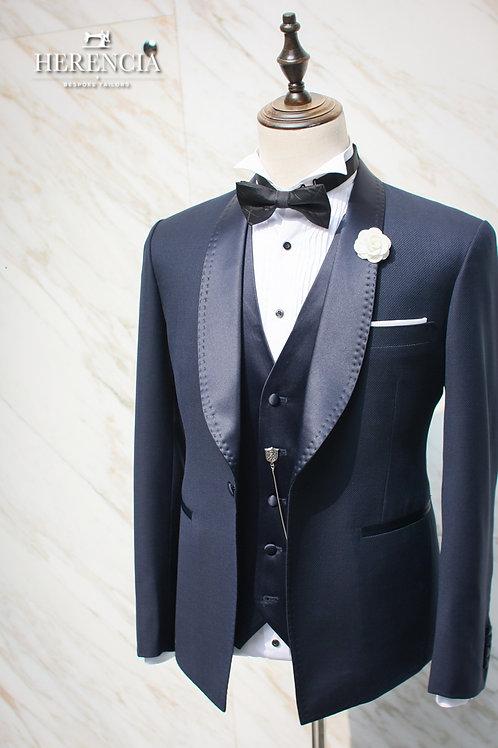 Symphony Blue Tuxedo