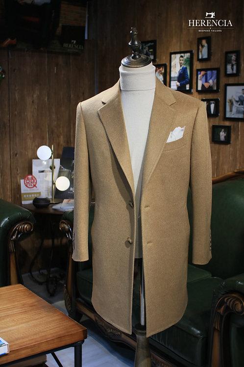 Camel Chester Coat
