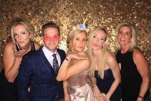 Doctors Gawley and St Peter and friends at the 6th Annual Gawley Gala