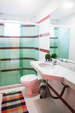 Banheiro Suíte Standard