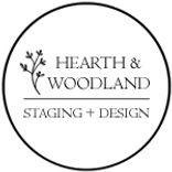 Sample Hearth & Woodland Logo staging DO