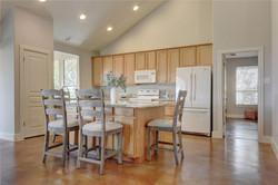 Owner Occupied Home Staging Master Kitchen