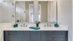 Austin Condo Modern Master Bath Staging