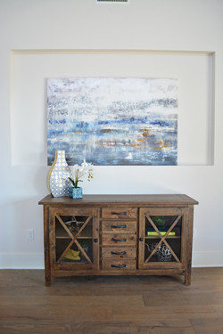 Volente Lakeway Austin Vacant Home Staging Living Room