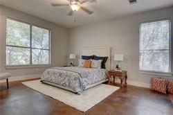 Owner Occupied Home Staging Master Bedroom