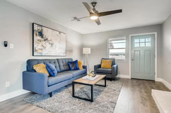 Vacant Duplex Staging