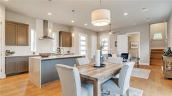 Austin Townhome Staging