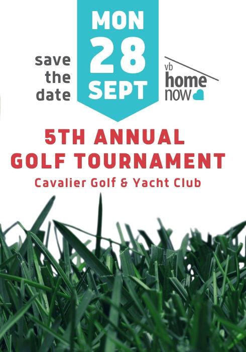 VBHN 2020 Golf Tournament Save the Date.