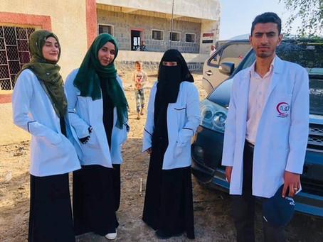 Millennium Fellows in Yemen Combat Malaria