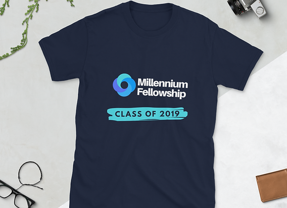 Class of 2019 T-Shirt (Navy)