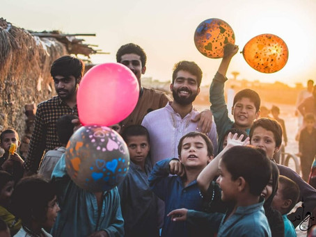 Millennium Fellow Creates School for Afghan Refugees in Pakistan