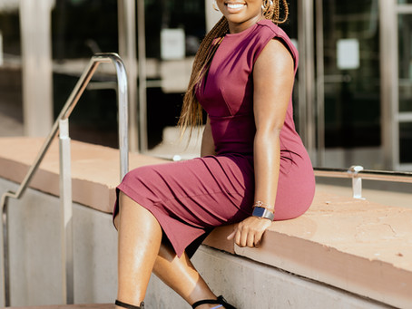 """Am I an activist? Not really. I'm a person who cares - A lot"": Jasmine Amoako - Agyei"