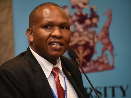 """The Millennium Fellowship creates 21st Century Leaders"": Dean Kinyua from the University of Nairobi"