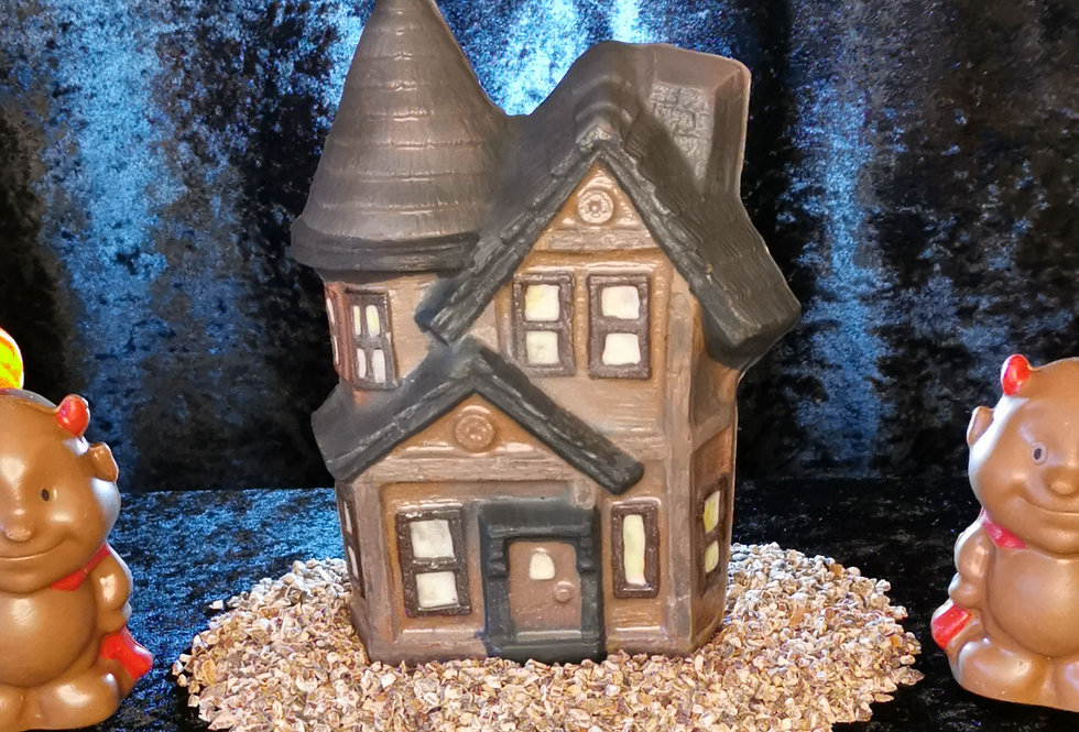 Halloween Chocolate House