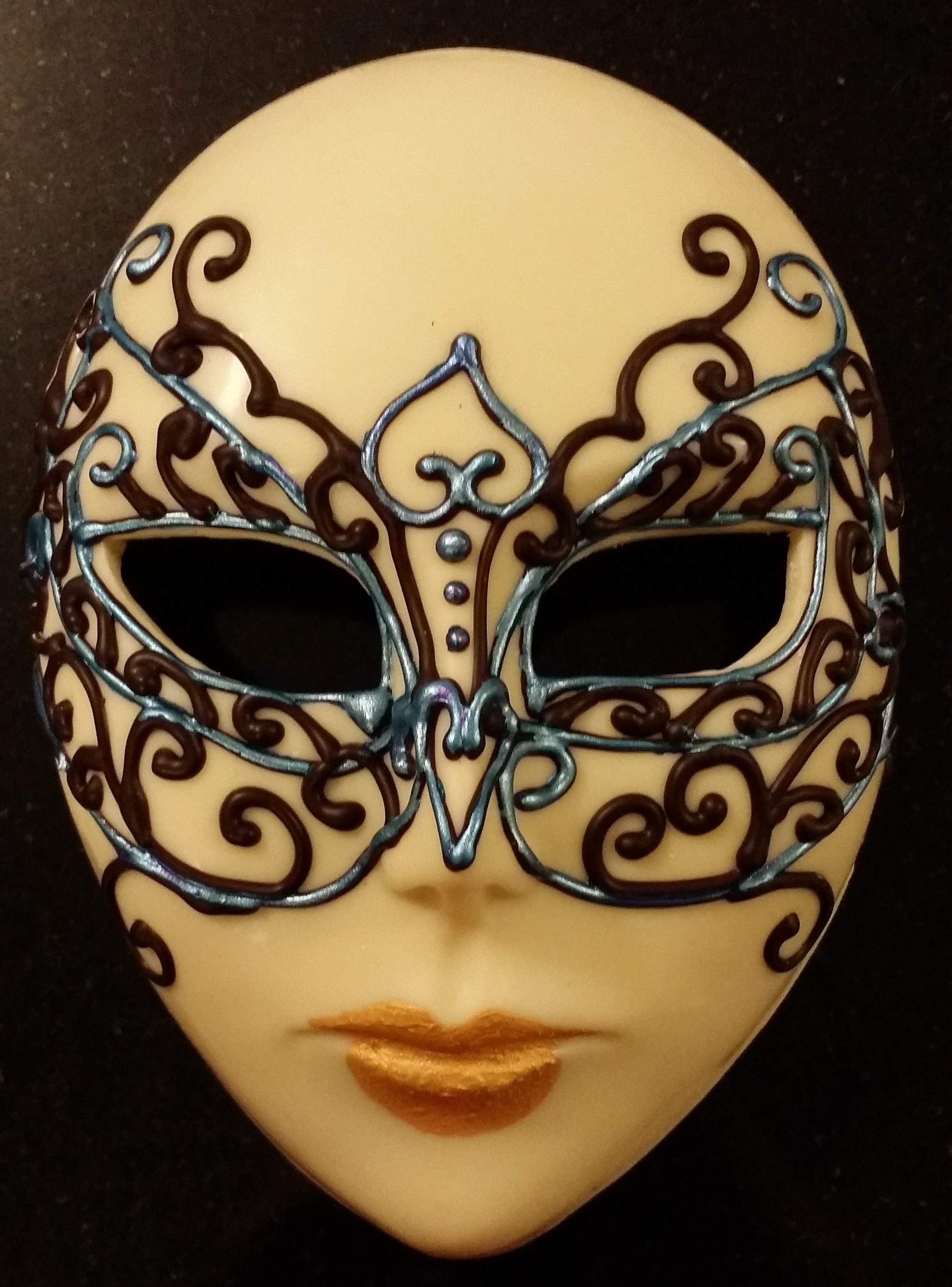 Bespoke Venetian Mask