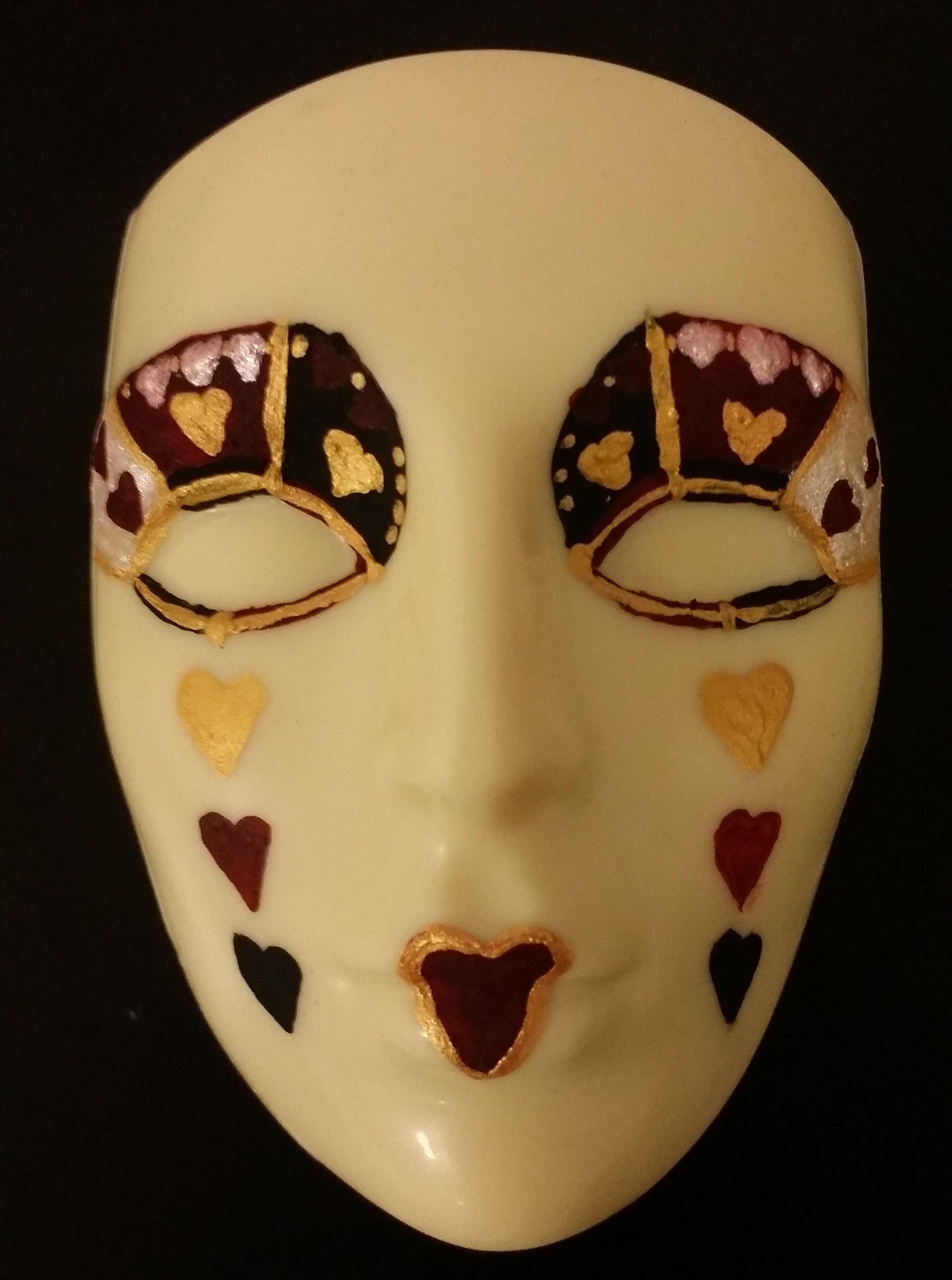 Bespoke Small Venetian Mask